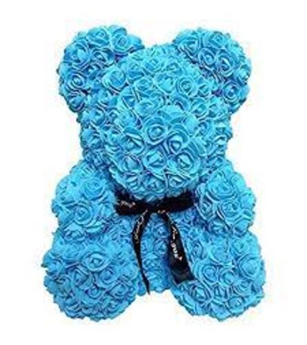 Blue Foam Bear
