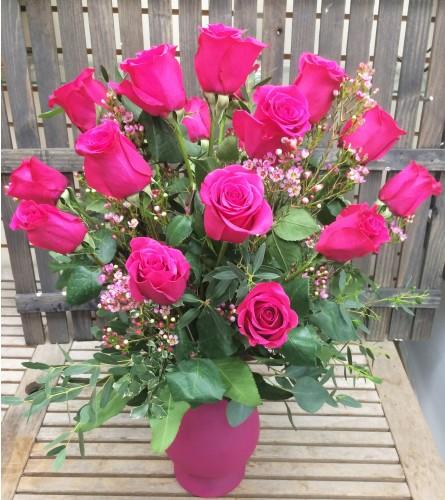 Hot Mama Roses