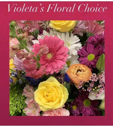 Violeta's Floral  Choice