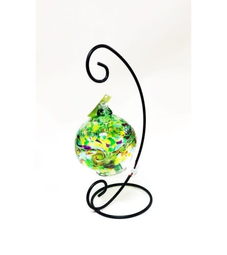 Hand Blown Ornaments by Kitras  *Canadian*