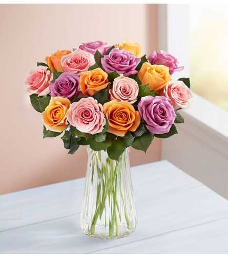 Mother's Day Sorbet Roses