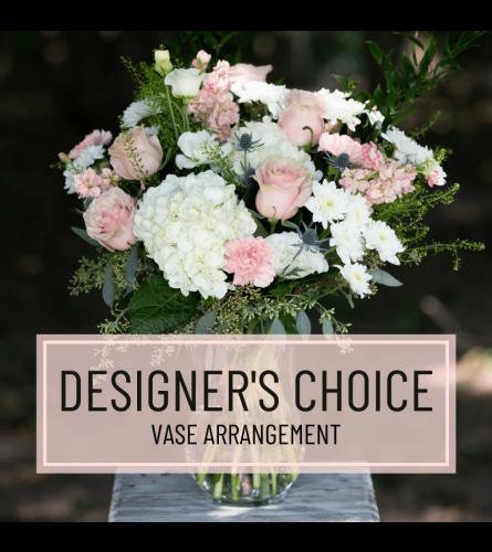 Vase Arrangement Florist's Choice