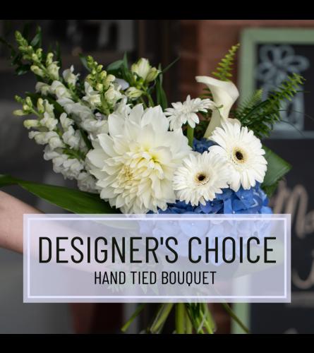 Handtied Bouquet Designer Choice