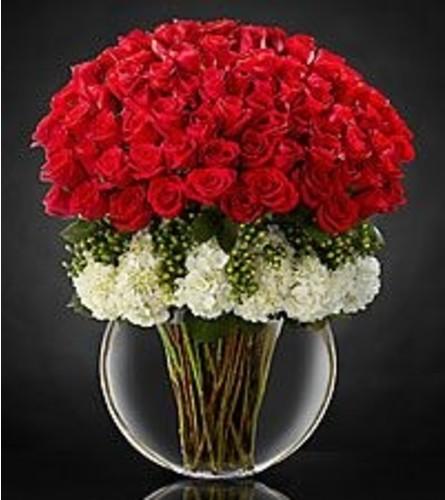 Modern Extravaganza Roses