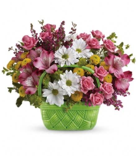 A Basket of Beauty (Teleflora)