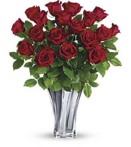 A Flawless Rosie Romance (Teleflora)