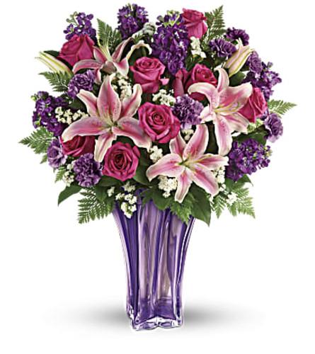 Extravagant Lavender Bouquet