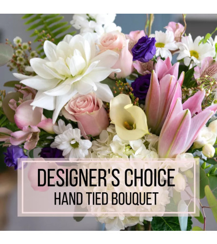 Lovely  Handtied Bouquet