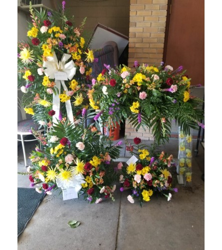Sympathy Package Mix Yellows