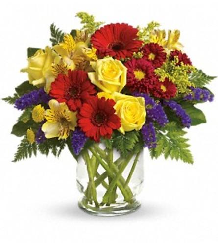Garden Parade - by Jennifer's Flowers