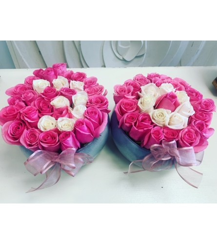 Custom Rose Containers