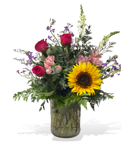 Bright and Cheery Bouquet
