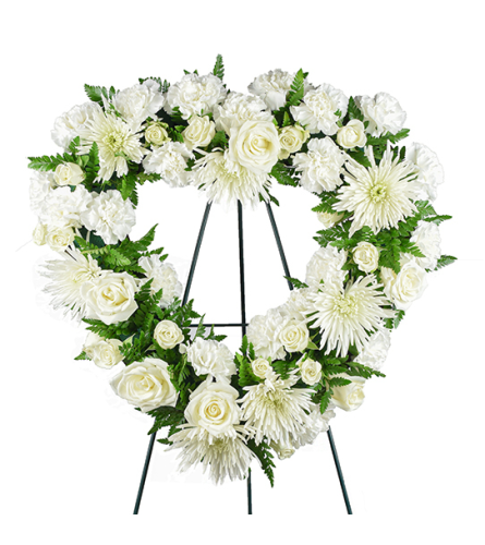 From the Heart Wreath