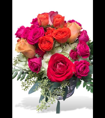 Rosey Posey Bouquet