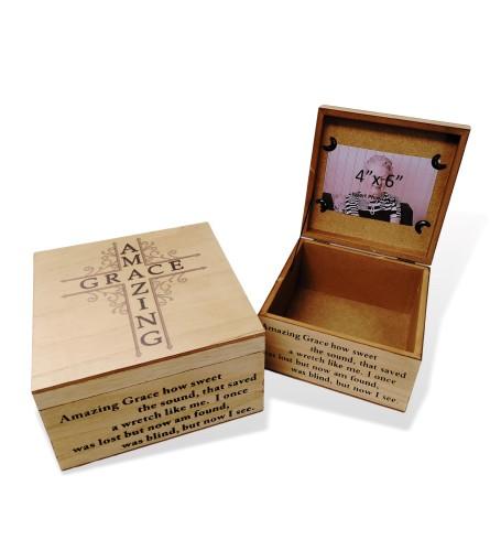 Amazing Grace Memory Box