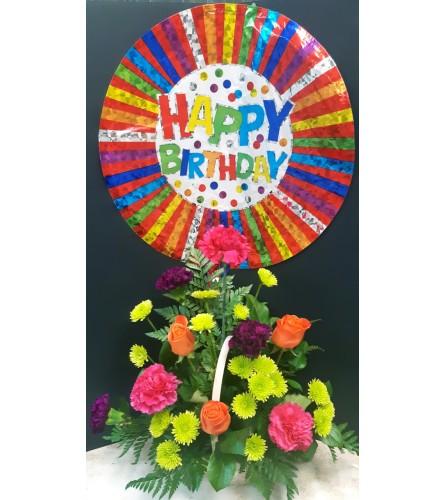 Birthday Bloomer