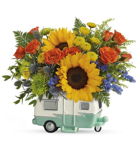 Retro Road Tripper Bouquet (Teleflora)