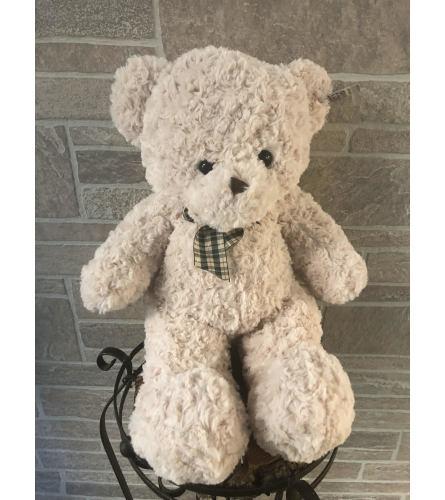 Cuddly Plush Teddy Bear