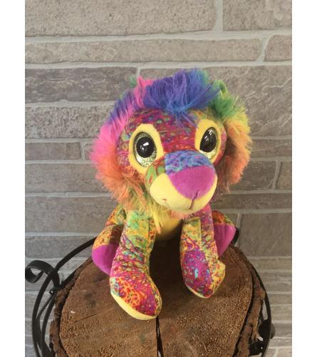 Plush Not So Cowardly Lion