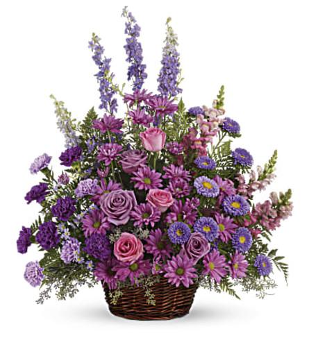 Lovingly Purple