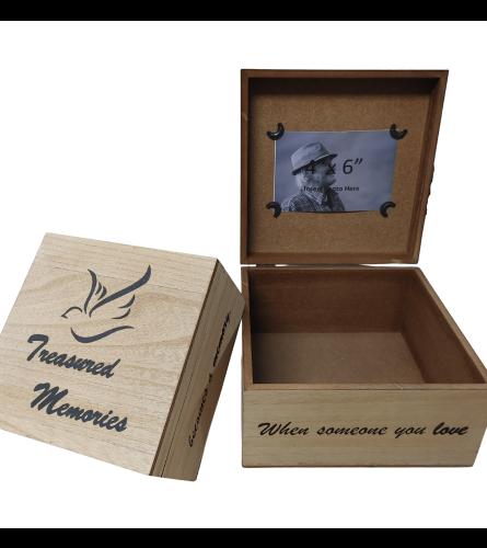 Treasured Memories Memory Box