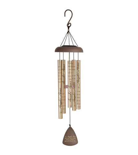 """Angel's Arms Wind Chime 30"""""""