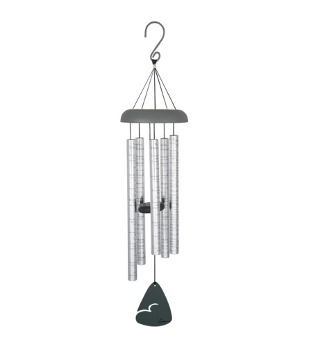 """There is a Season Wind Chime 30"""""""