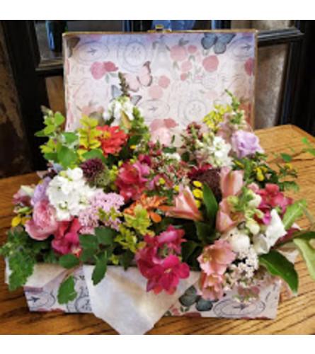 Aunt Sue's Flower Garden
