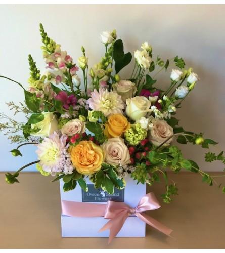 Luxury Bloom Box