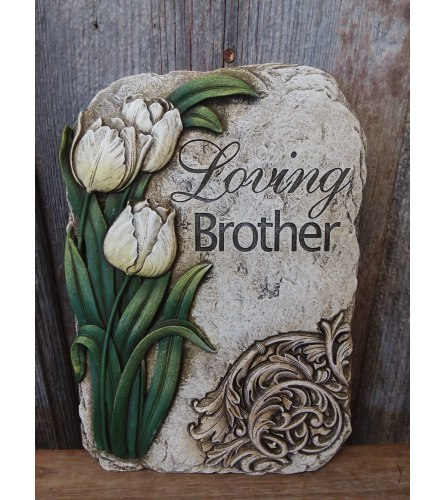 Plaque - 'Loving Brother'