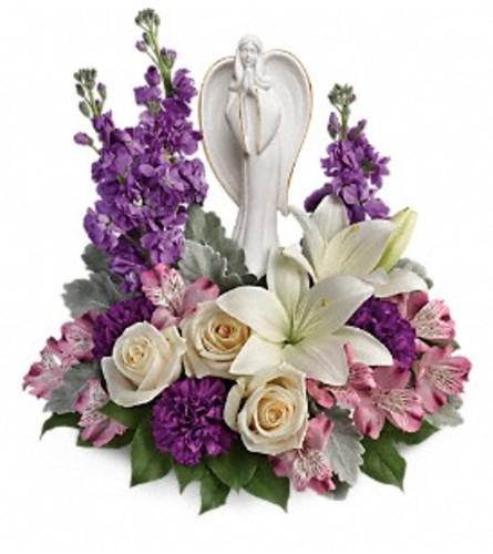 Beautiful Heart Bouquet TF