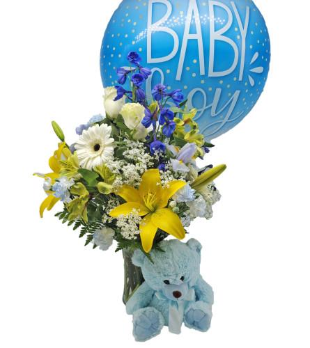 Baby-Boy-Blue-Balloon