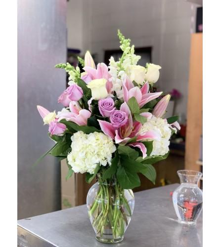 Lavender Delight Bouquet