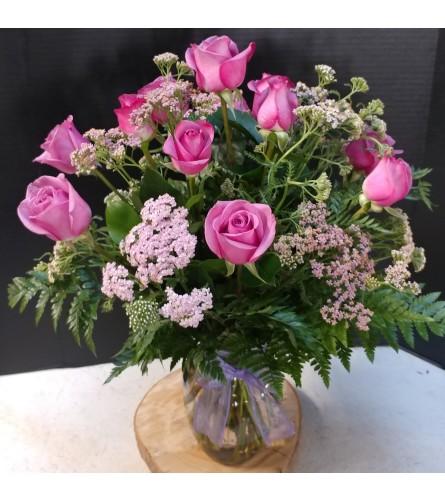 Lovely Lavender Dozen