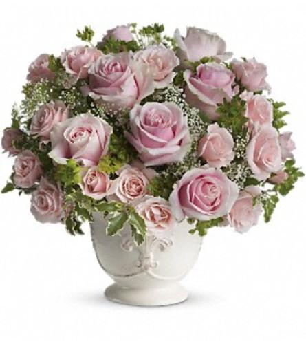 Parisian Pinks Bouquet