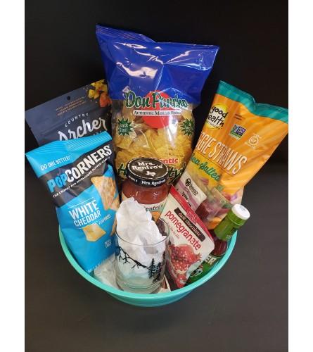 Tasty Treats Food Basket