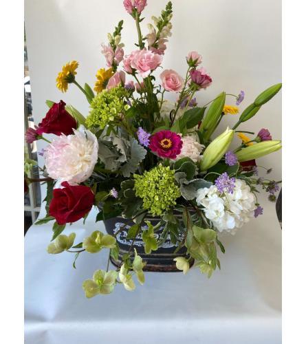 Floral Garden Cuts
