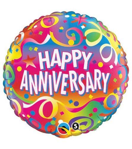 Anniversary Love Mylar