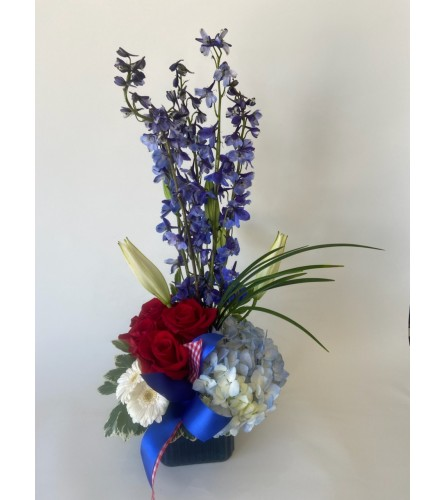 Red, White, & Bloom!