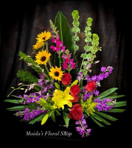 Maida's Lovely Garden