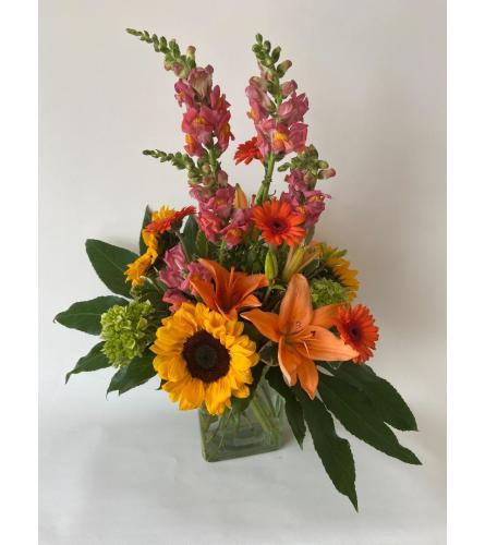 Spirit of Summer Bouquet