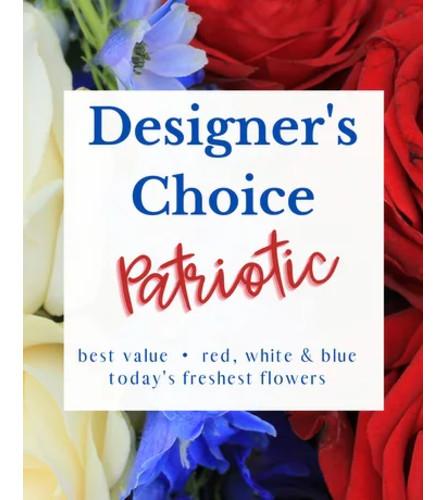 Patriotic Designer's Choice