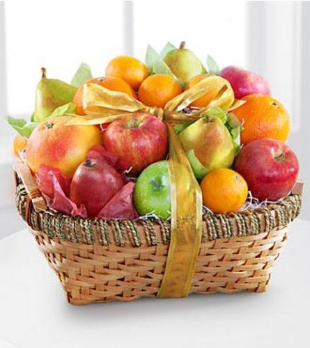 Fresh Fruit Extravaganza
