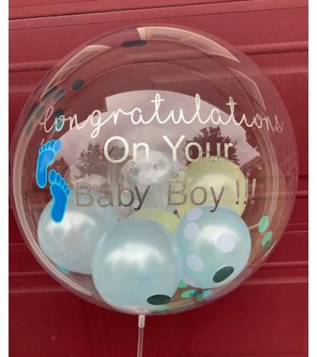 Baby Bubbly Balloon