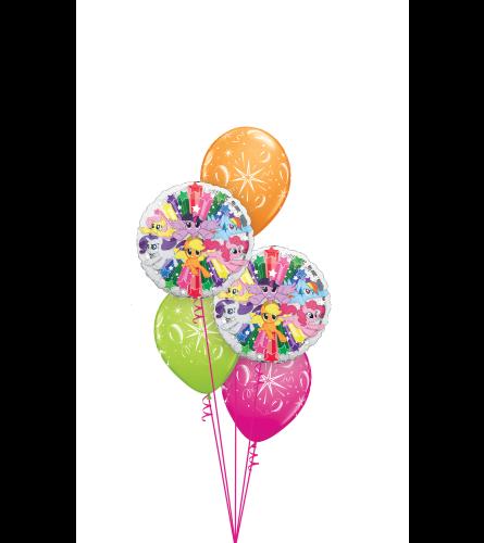 My Little Pony Classic Balloon Bouquet
