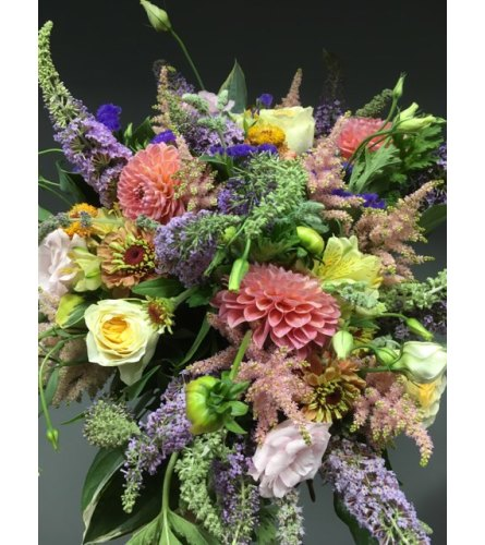 Artisanal Hand-Tied Bouquet *Weekly* Subscription
