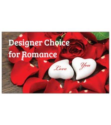 Designer Choice for Romance