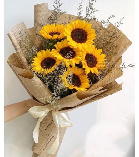 Sunflower Seasonal Florist Mix Choice