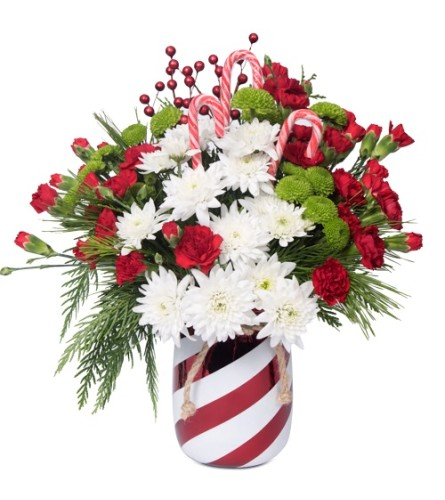 FTD Candy Cane Christmas