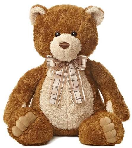 "Plush 22"" Brown Sugar Bear"